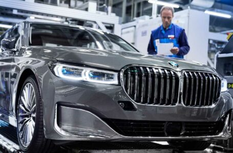 BMW's strong Q2 earnings are dampened by growing scarcity of semiconductor chips