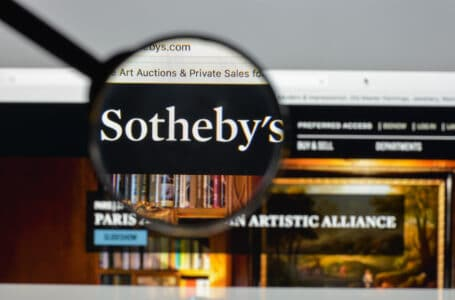 """Auction giant Sotheby's launches """"Sotheby's Metaverse"""" NFT marketplace"""