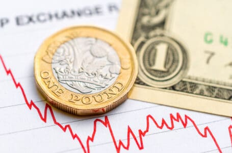 GBP/USD upside could be limited by softer inflation data and increased US dollar demand