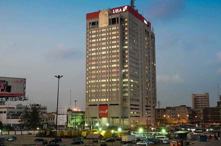 Nigerian Stocks Rally Boosted by First Bank And UBA